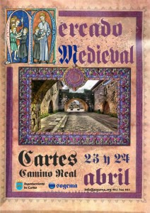 CARTEL MEDIAVEAL CARTES 2016