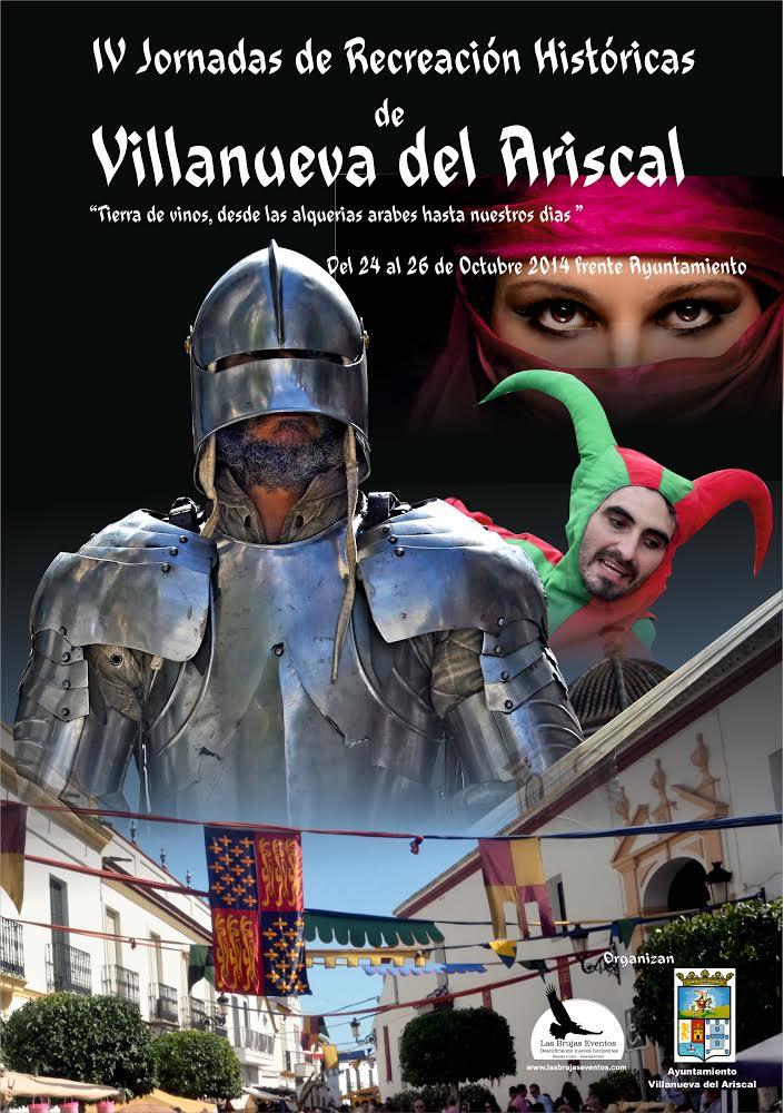 IV Jornadas de Recreación Histórica de Villanueva del Ariscal