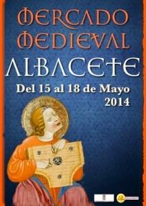 Cartel del mercado medieval 2014