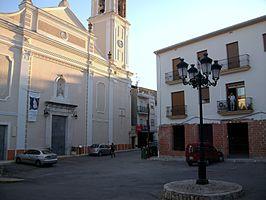Plaza Mayor de Luchente