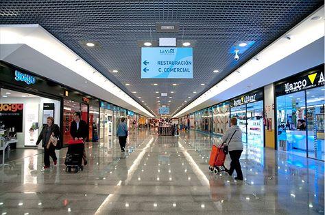 La Viña Centro Comercial Deporte y Ocio - Interior