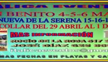 Banner publicitario de Italica eventos en Mercados medievales en la RED