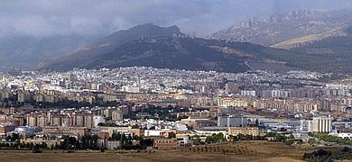 Vista panoramica de Linares, Jaen