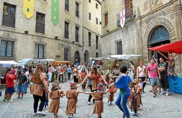 Feria medieval de Sos del Rey Católico