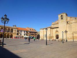 Plaza de Ramón y Cajal (Villarrobledo)