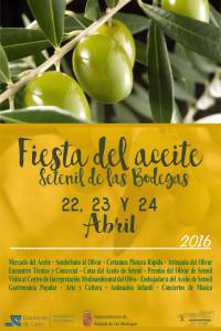 Fiesta del Aceite de Setenil 2016