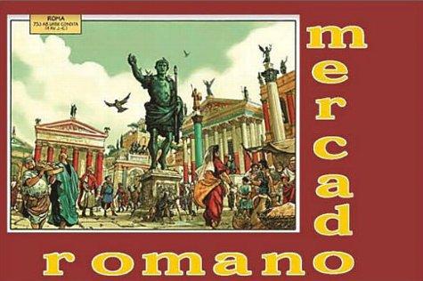 Mercado romano en Bormujos