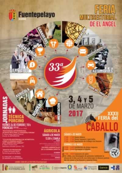 La Feria De El ángel Se Celebra Este Fin De Semana En Fuentepelayo Segovia Del 03 Al 05 De Marzo Del 2017 De Mercados Medievales