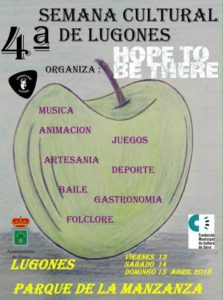 IV Semana Cultural de Lugonesen Lugones, Asturias