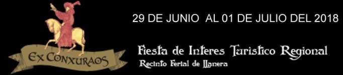"""FIESTA DE LOS """"EXCONXURAOS"""""""