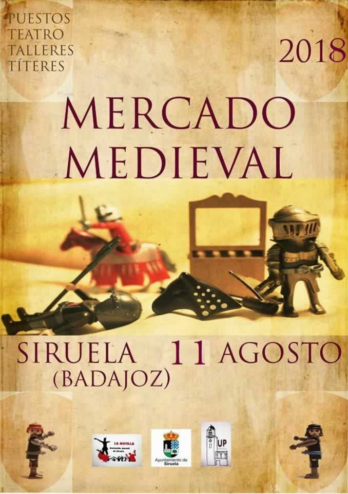 mercado medieval siruela