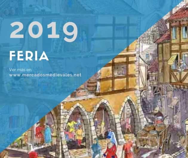 Feria Del Angel Fuentepelayo De Mercados Medievales