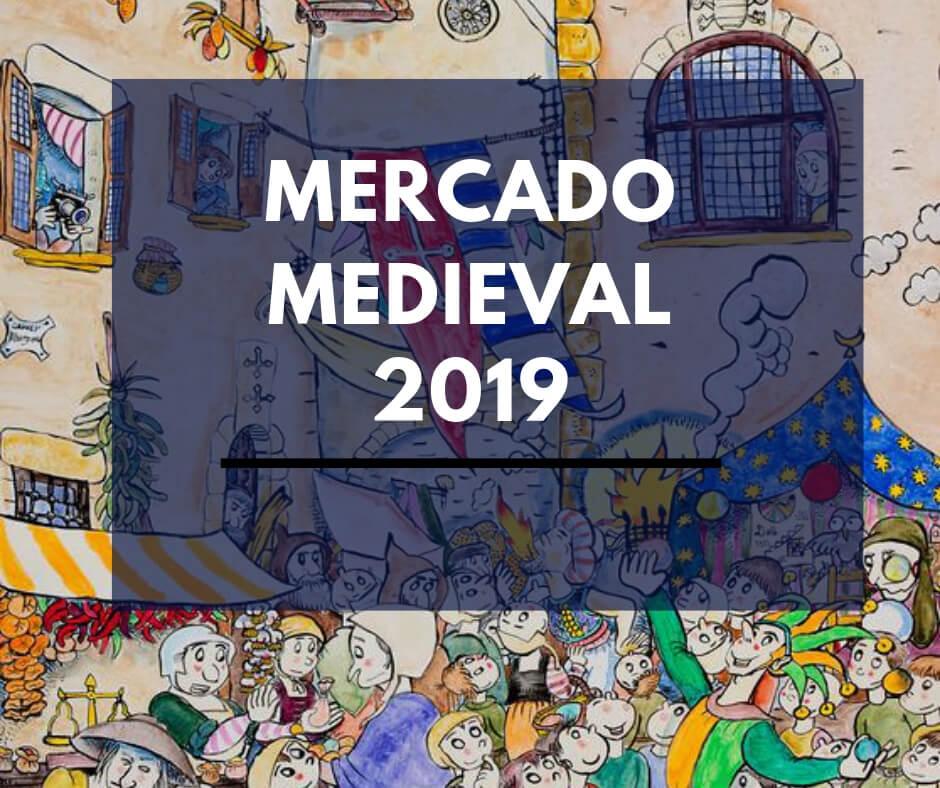 mercado medieval de Cordoba 2019