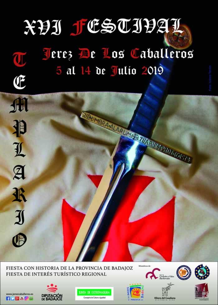 Festival Templario Jerez De Los Caballeros De Mercados Medievales