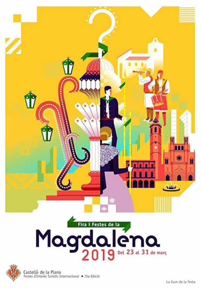 firas i festes La Magdalena en Castellon
