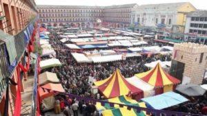 Mercado medieval de Cordoba 2020