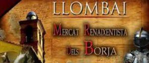 Mercar renacentista dels Borja en Llombai