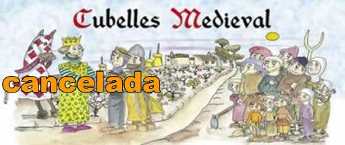 Mercat medieval en Cubelles