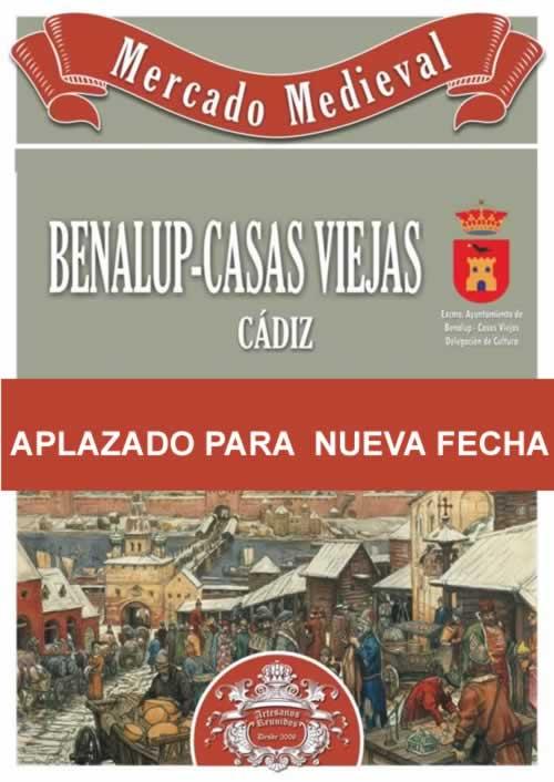 Mercado medieval Benalup-Casas Viejas