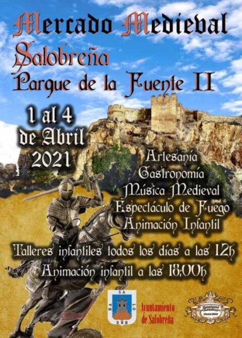 Mercado medieval Salobreña Granada