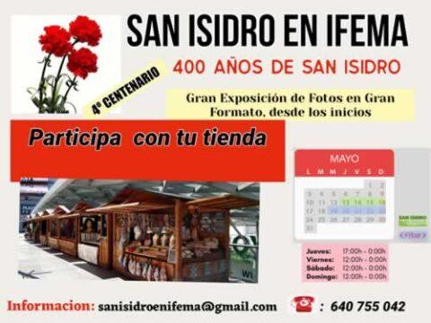 Ifema en San Isidro