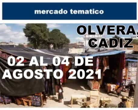 Mercado tematico Olvera