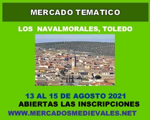 MERCADO TEMATICO LOS NAVALMORALES