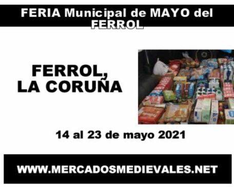 Feria en Ferrol