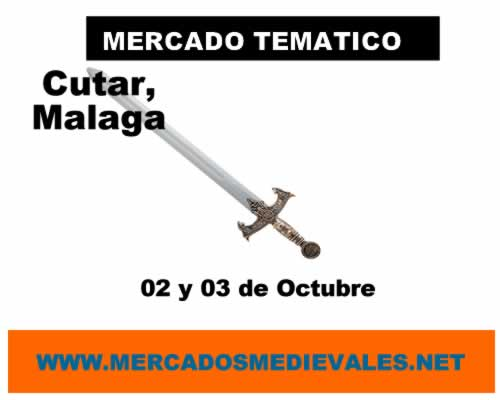 Mercado tematico Cutar, Malaga