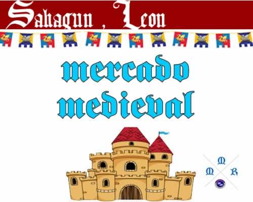 Mercado medieval Sahagun