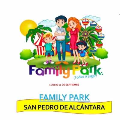 """FERIA DE OCIO """"FAMILY PARK en San Pedro de Alcantara"""