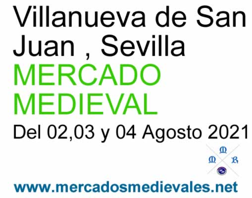 Mercado medieval Villanueva de San Juan