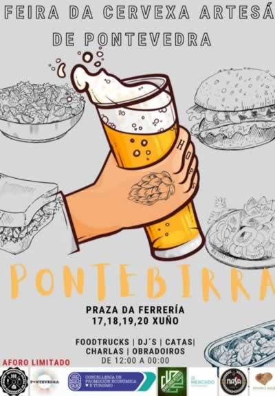 Feria de la cerveza artesana de pontevedra