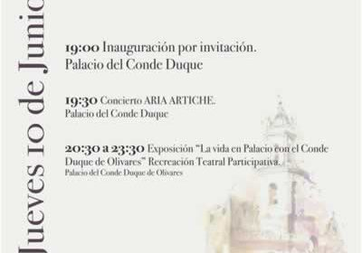 Mercado barroco en Olivares 2021