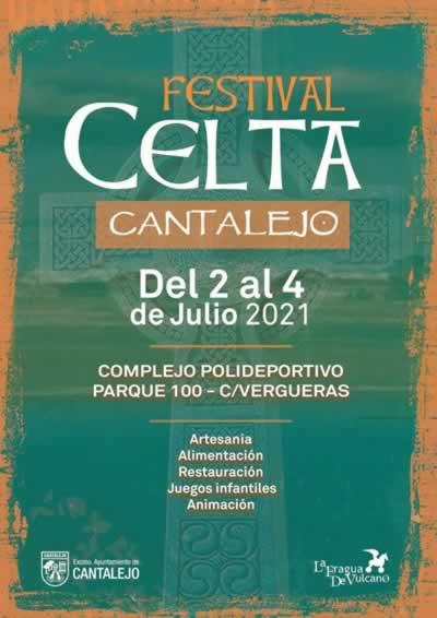 festival celta en Cantalejo