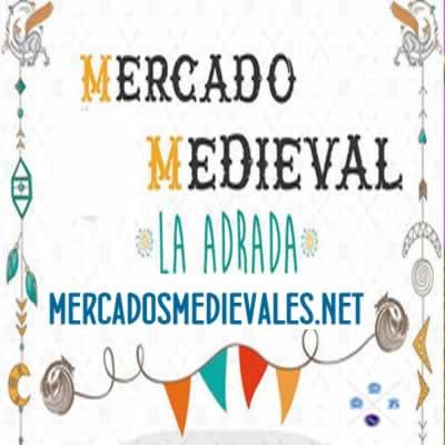 mercado medieval en La Adrada