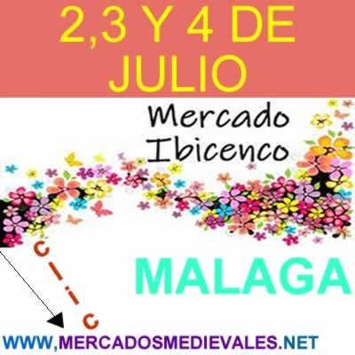 Mercado ibicenco en Malaga