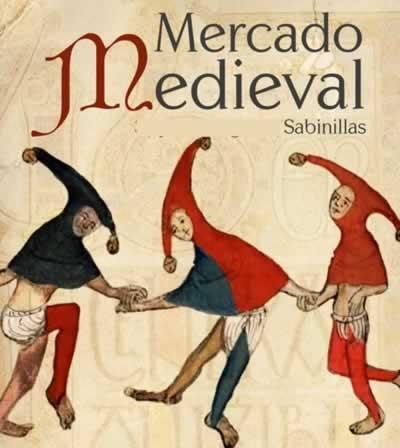 Mercado medieval en Sabinillas
