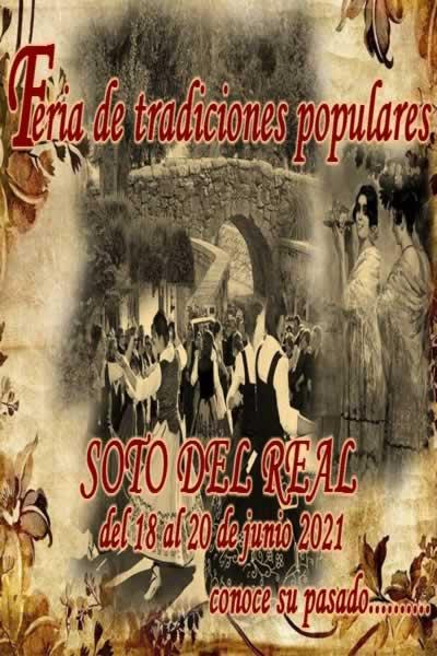 Feria de tradiciones populares en Soto del Real