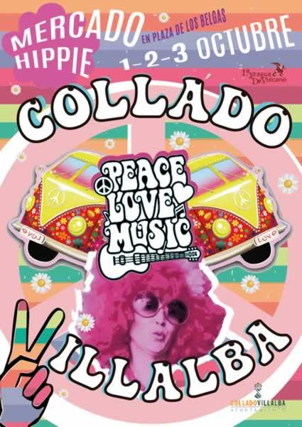 Mercado hippie Collado Villalba
