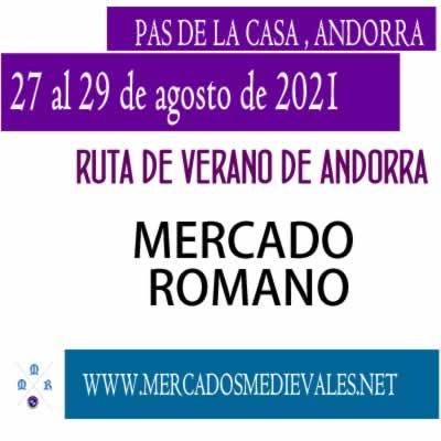 PAS DE LA CASA - Del 27 al 29 de agosto de 2021 (mercado romano)