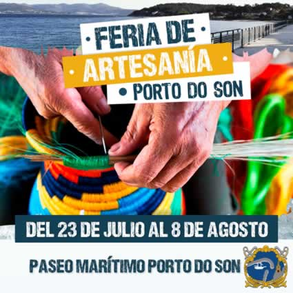 FERIA DE ARTESANIA PORTO DO SON