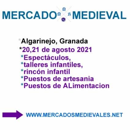 Mercado medieval Algarinejo