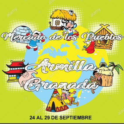 mercado de los pueblos Armilla