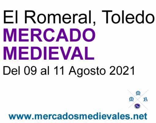 Mercado medieval en El Romeral