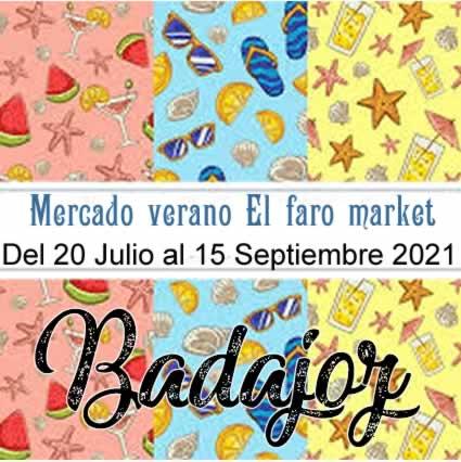 Mercado verano El faro market