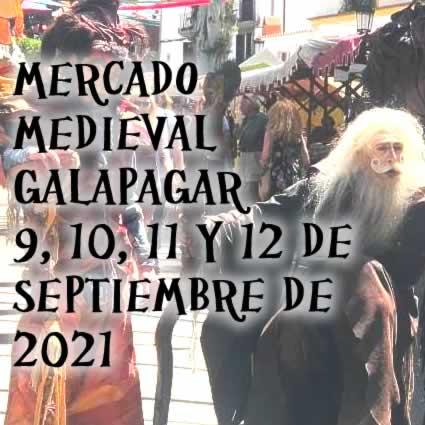 Mercado medieval Galapagar