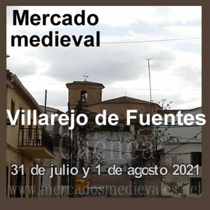 mercado medieval Villarejo de Fuentes