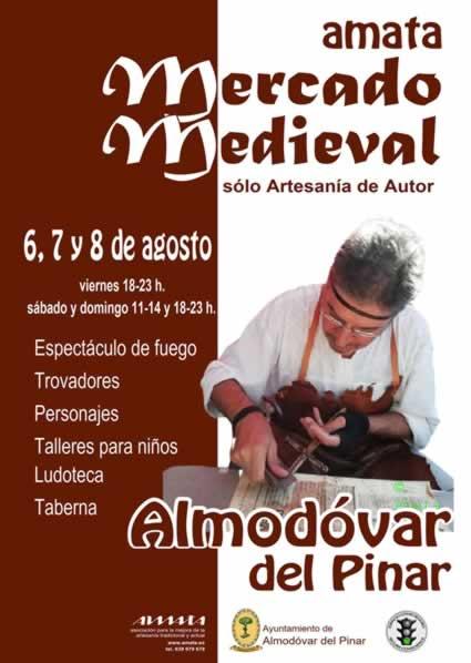 MERCADO MEDIEVAL ALMODOVAR DEL PINAR