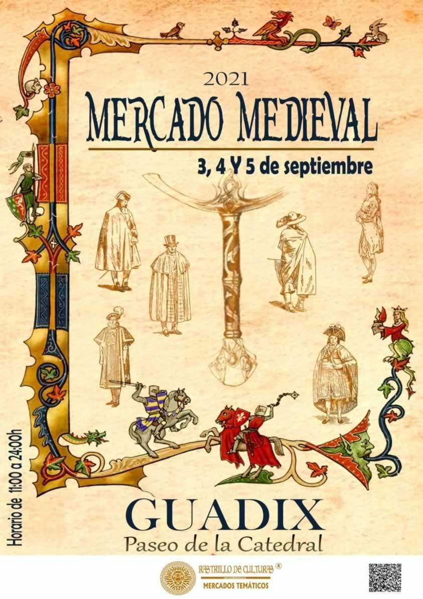 Mercado medieval en Guadix